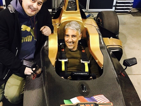 DAVIDE UBOLDI RITORNA NEL CAMPIONATO ITALIANO SPORT PROTOTIPI 2018