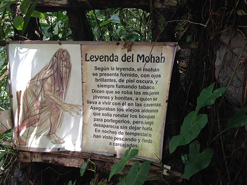 La leyenda del Mohan
