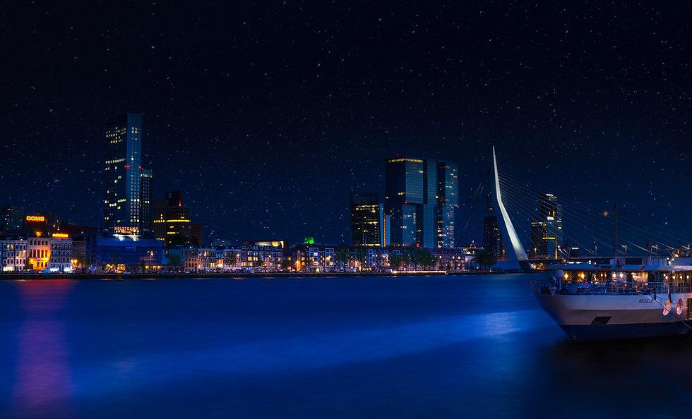 rotterdam_skyline_blue