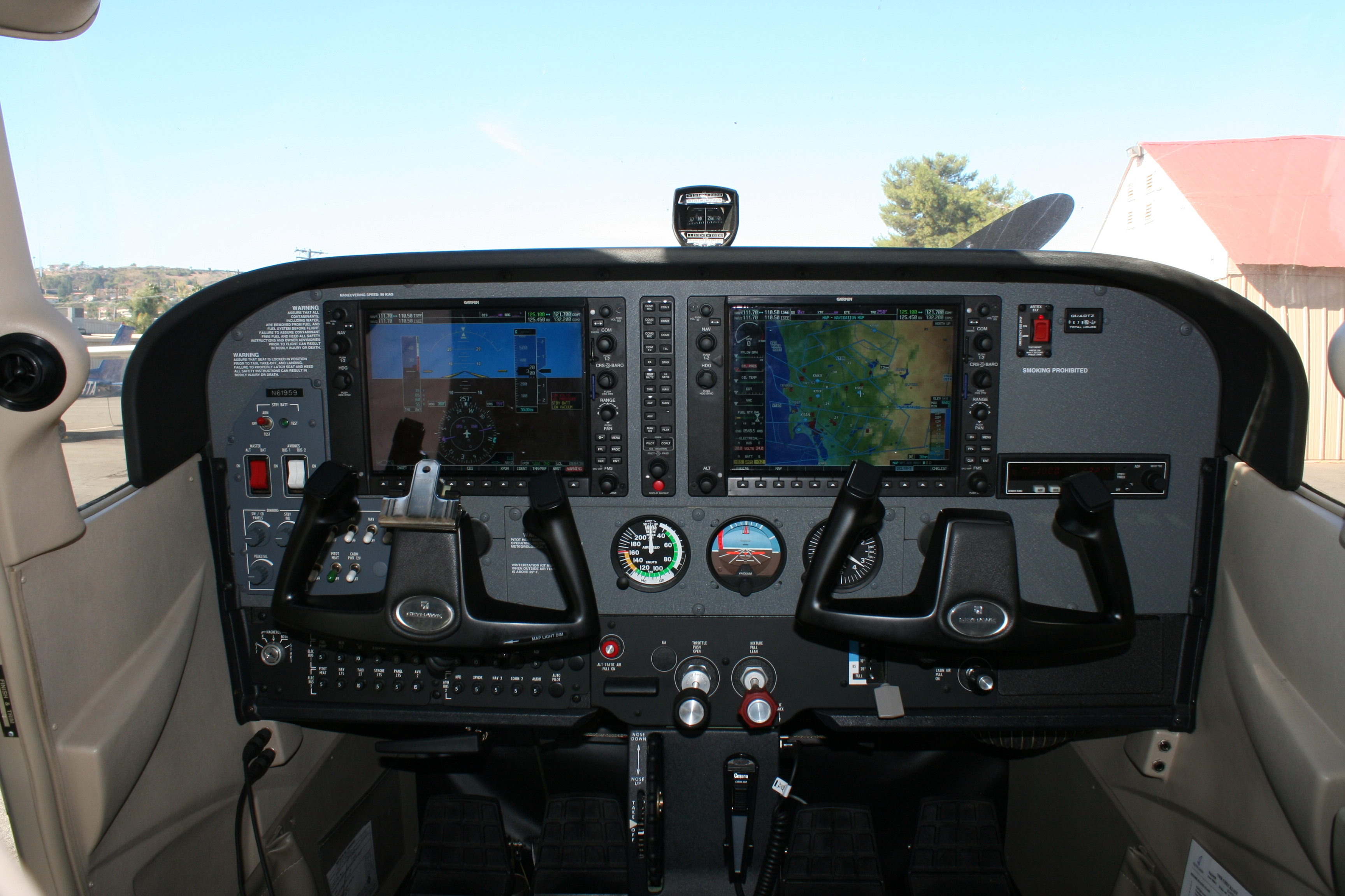 G1000 equipped models also available