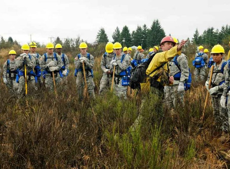 200 U.S. Army soldiers to be mobilized to fight wildfires