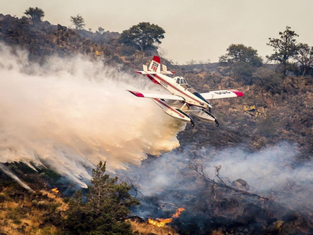 Napa County declines Fire Boss planes for the 2021 Wildfire Season