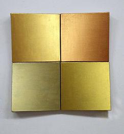 968, Viermal, 2020, 59 x 58 x 10 cm, vierteilig, Acryl auf Leinwand.jpg