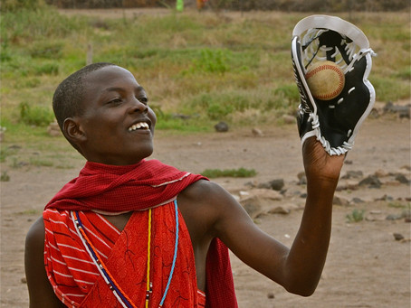 SPORT = HOPE = OPPORTUNITY – Gear for Goals changing the world one ball, one mitt, one jump ro