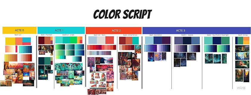 Live Adventure - Les refs - ColorScript.
