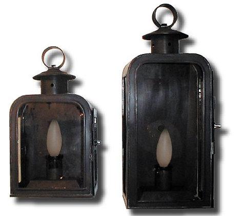 Round Shoulder Lantern