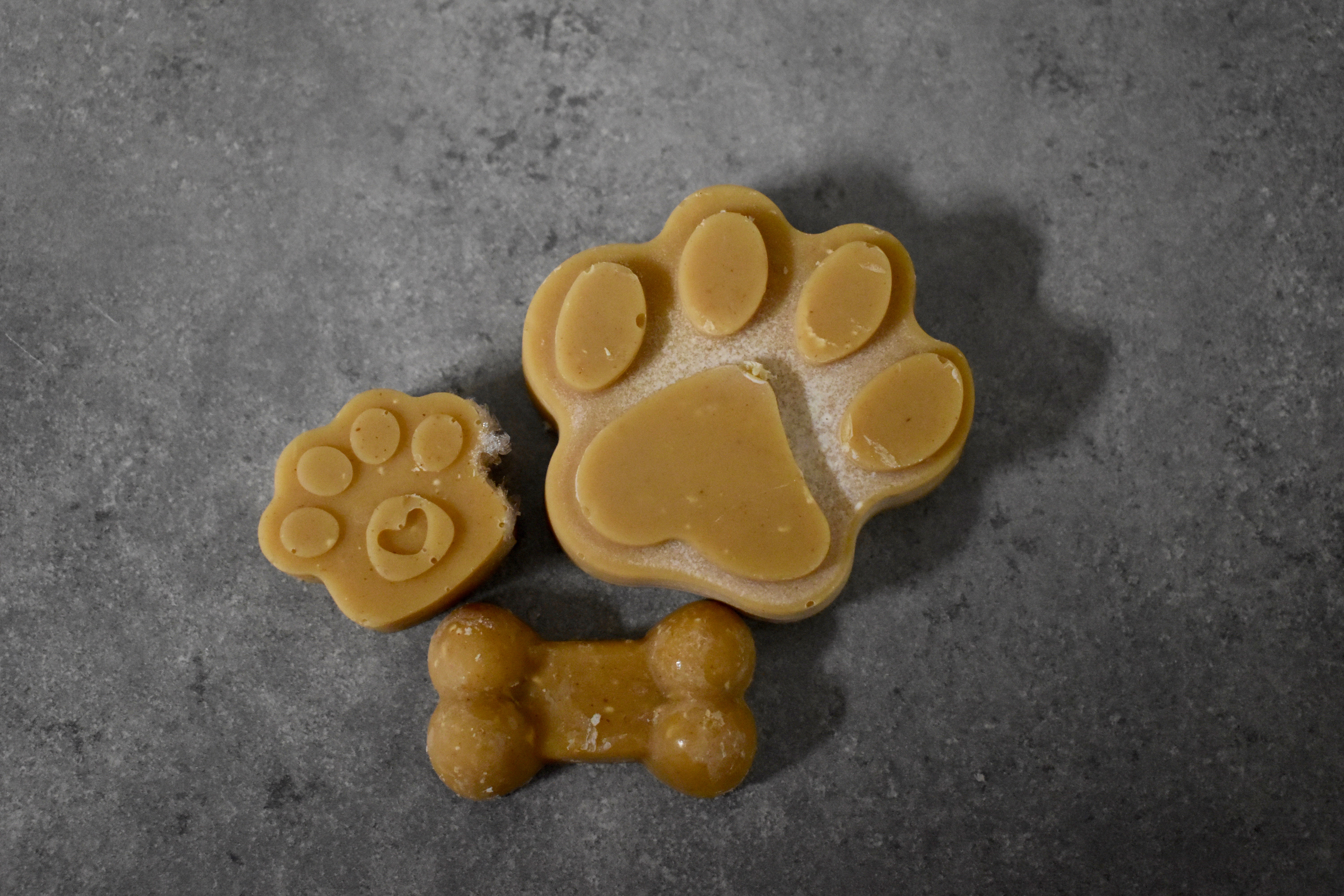 Delicious homemade treats are crafted for our boarding and daycare guests