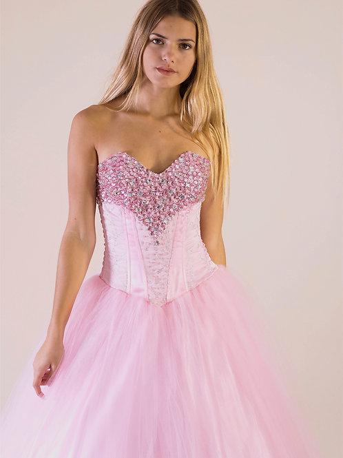 Vestido de 15 Victoria
