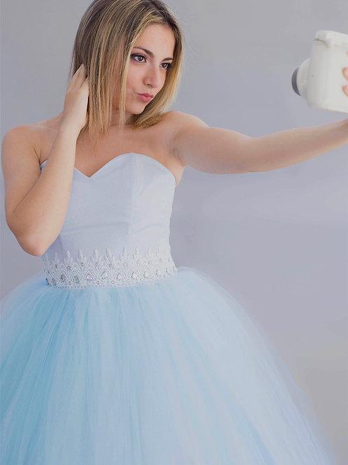 Vestido de 15 Delfi