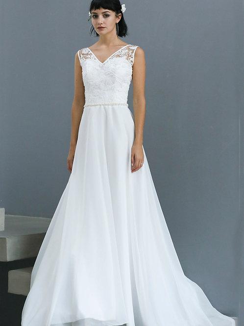 Vestido de novia Clara