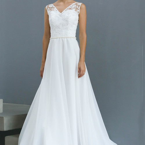 Alquiler de vestidos de novia en once
