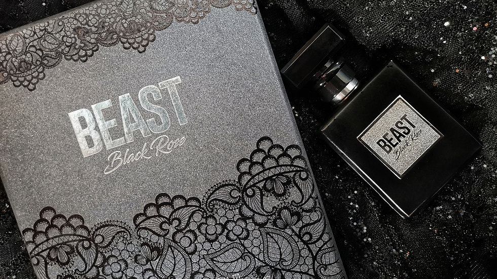 Beast Blackrose Eau De Parfum (for Women)