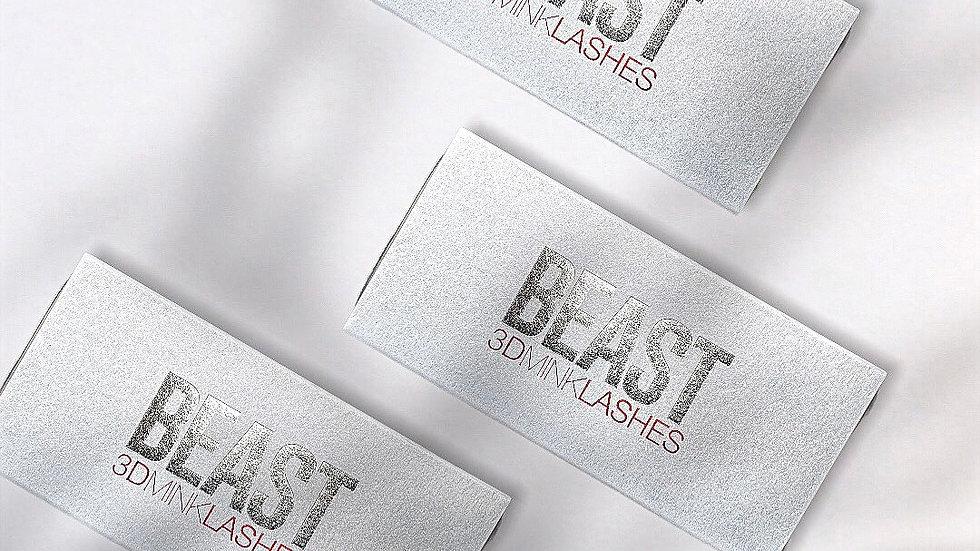 Beast 3D Mink Lashes