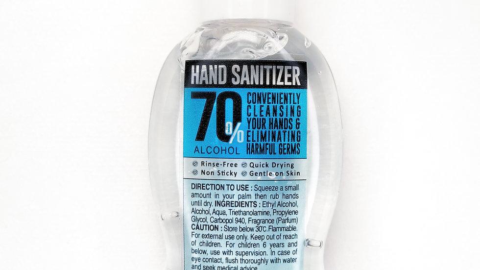 Beast Pocket Hand Sanitizer (70% alcohol)