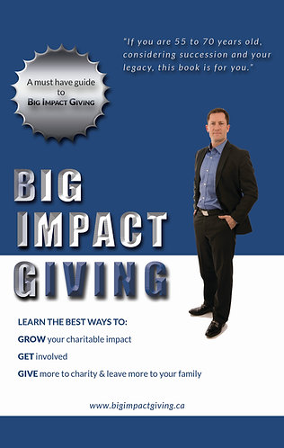 Big Impact Giving Book