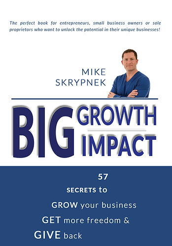 Big Growth Big Impact Book