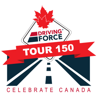 Supporting our partners Driving Force and the @DFTour150