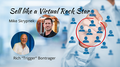 Sell Like a Rockstar on the Virtual Stage -  Intensive