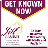 Jill Lublin Get Known Now podcast.JPG