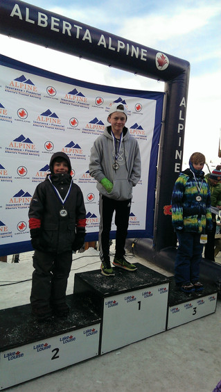 Coen takes first in Evolve SBX race!
