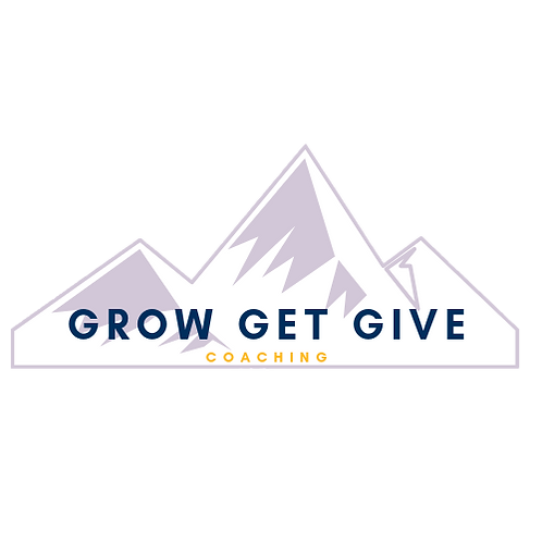 Grow Get Give One-on-One Coaching 1yr