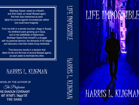 Life Impossible Cover Reveal