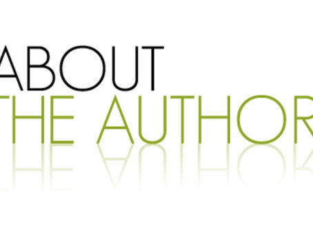 Get To Know The Author