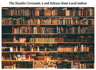 Harris L. Kligman Releases Second Book The Shaolin Covenant HeyStamford Article