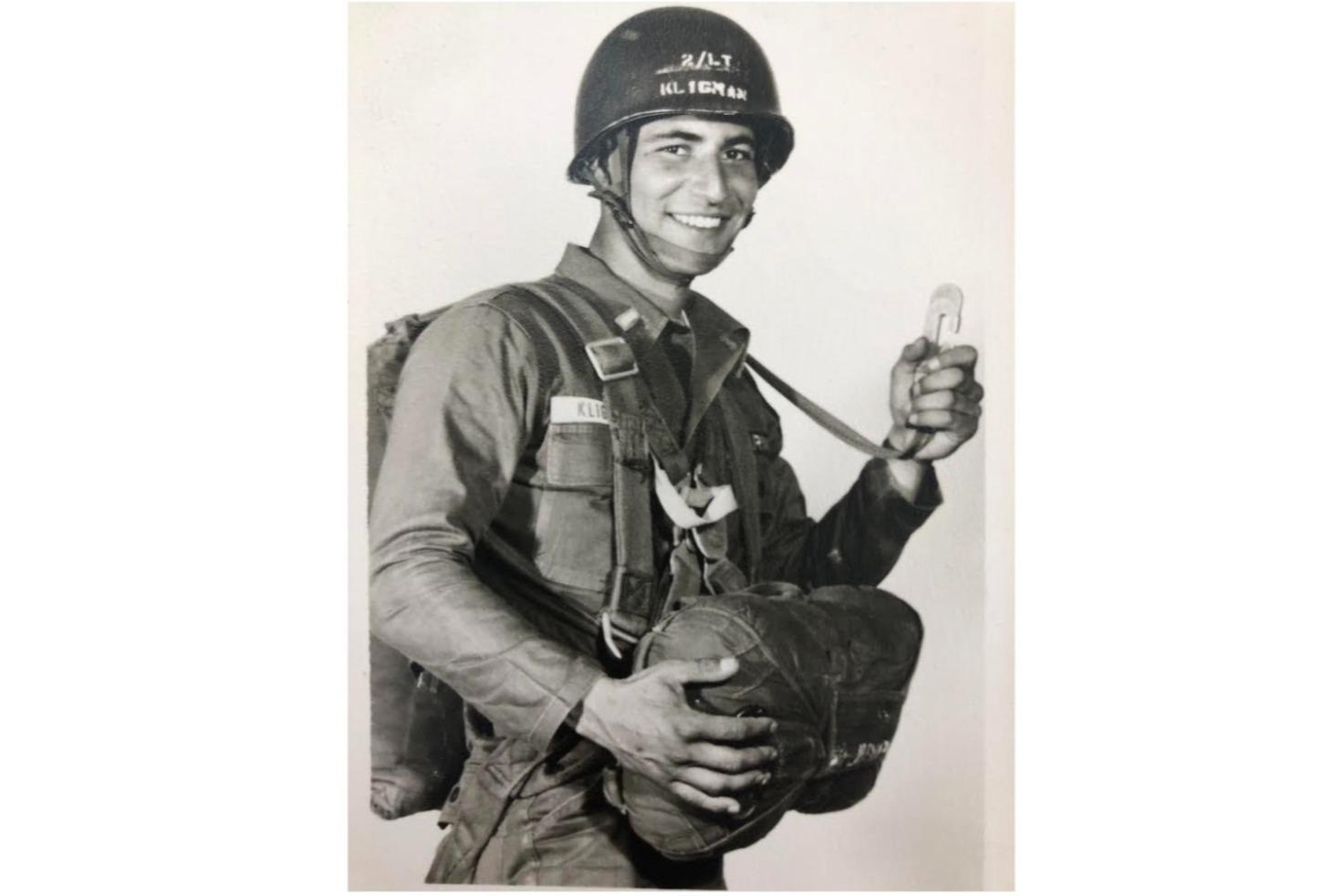 Harris L. Kligman retired United States Army Intelligence Officer