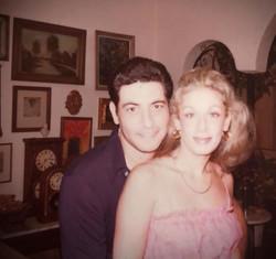 Harris L. Kligman and his wife Nancy Kligman