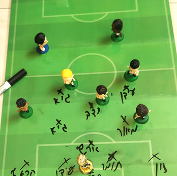 אסטרטגיה כדורגל