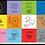 Thumbnail: פלייסמט הכרת צבעים וחיות