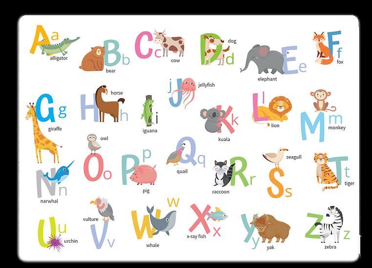 Learning ABC & Animals