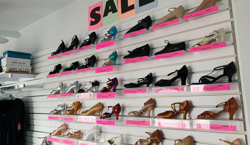Ballroom Sale