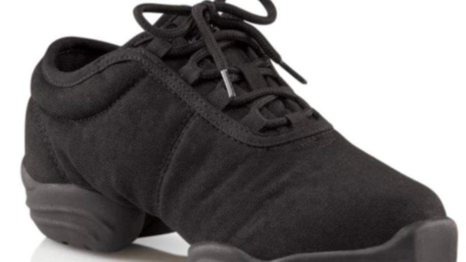 Capezio DS03C Canvas Split Sole Dansneaker Hip Hop Shoe