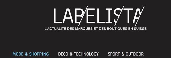 les paresseuses sur Labelista.ch
