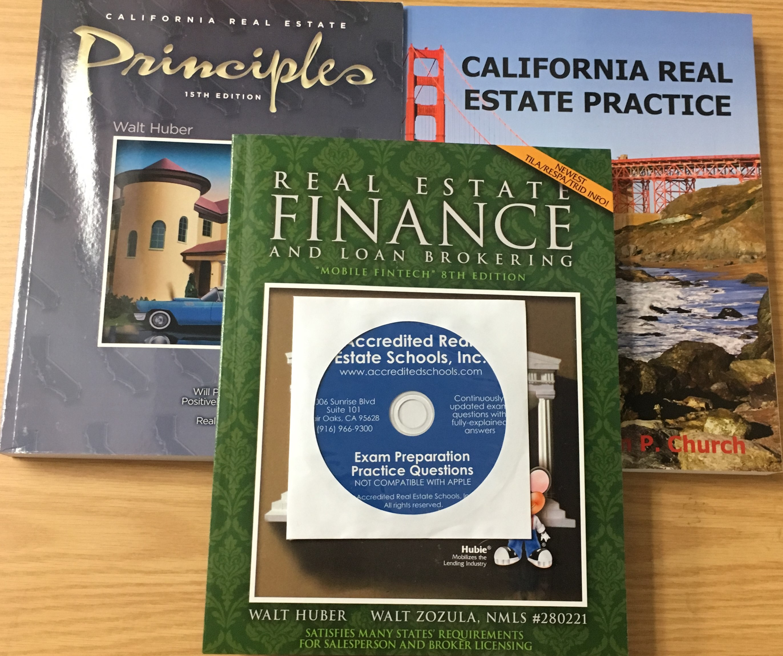 Accredited Real Estate Schools Inc