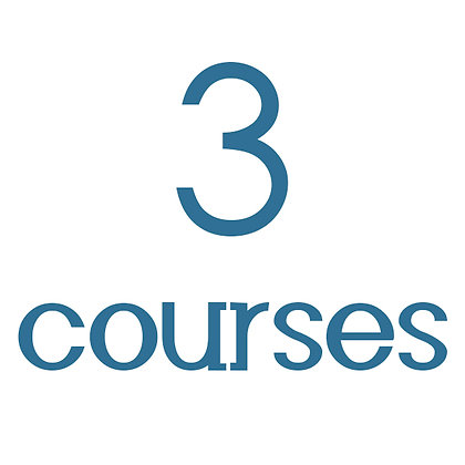 Tony Dong Deal - Three Courses with Workbook