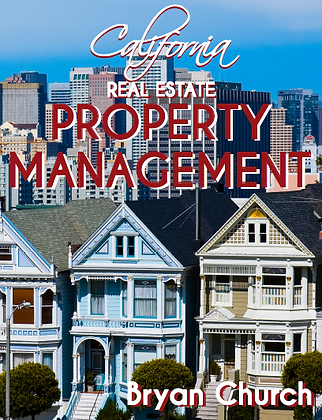 California Real Estate Property Management