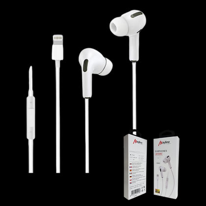 Ecouteurs Kit Main Libre Lightning  Pop-ups