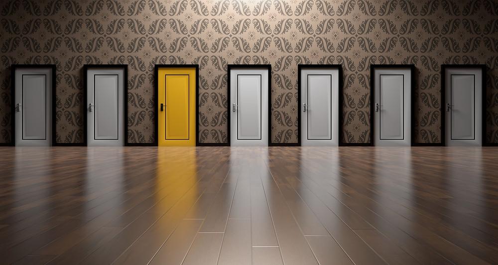 Prendre une décision c'est aussi renoncer, que vous soyez optimiste ou pessimiste.