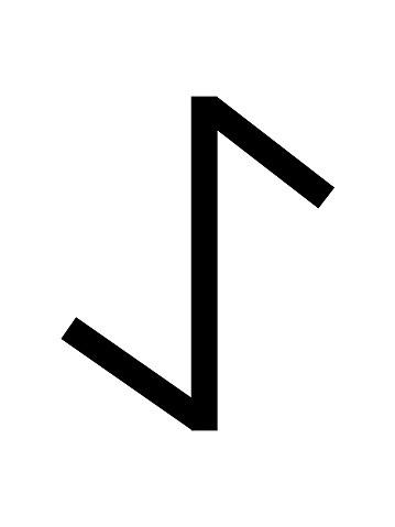 Quel message doit-on interpréter lors du tirage de la rune Eihwaz, Eihwas, Yr, Eoh, Ihwaz, Eo, Erwaz, Ezck, Ihwar, Iwas, Iwar, Xeoh ?