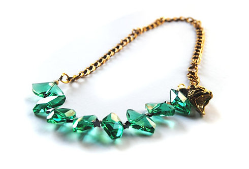 Rock'n'smart necklace