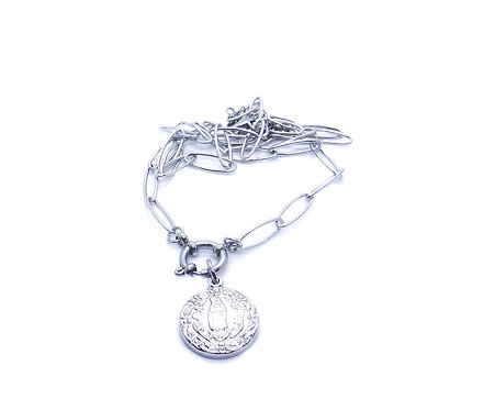 Charmy short necklace