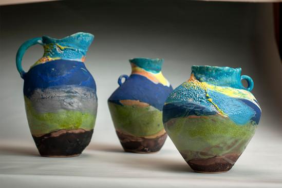 Landscape pots 2018