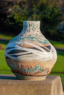 Bottle Ocean vase
