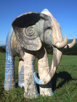 Big Grey Elephant