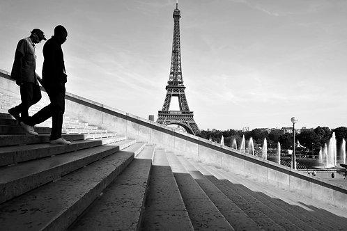 Steps of Paris