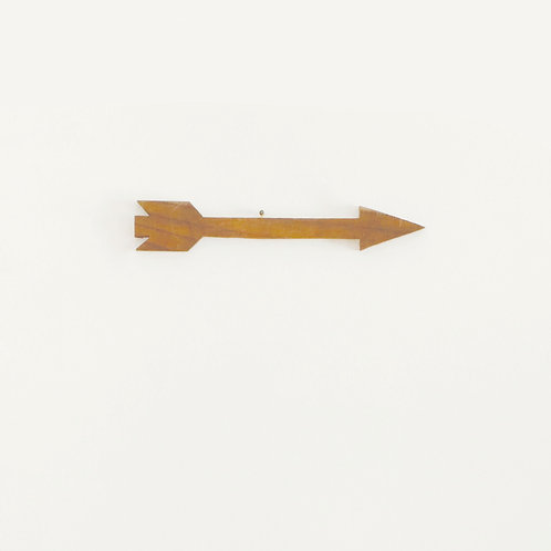 Small Wooden Arrow