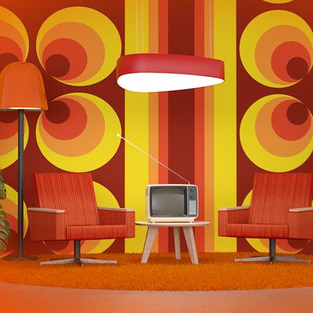 Nadčasovosť geometrických tvarov v interiéri a Psychológia tvarov